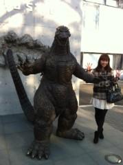 秋山莉奈 公式ブログ/がぉー 画像1