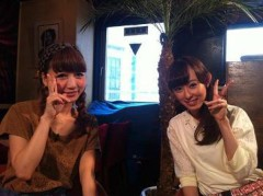 秋山莉奈 公式ブログ/ロケ〜♪ 画像1