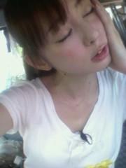 秋山莉奈 公式ブログ/あぢぃー。 画像1