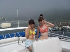 秋山莉奈 公式ブログ/またまたプライベート水着☆ 画像1