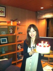秋山莉奈 公式ブログ/HAPPY BIRTHDAY?! 画像1