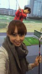 秋山莉奈 公式ブログ/ゴルフ〜♪ 画像1