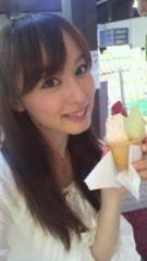 秋山莉奈 公式ブログ/今日もアイス三昧! 画像2