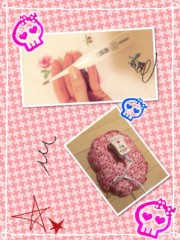 秋山莉奈 公式ブログ/頭と喉が痛いよう( ´・_・` ) 画像1