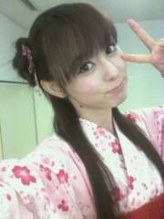 秋山莉奈 公式ブログ/浴衣。 画像1