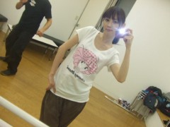 秋山莉奈 公式ブログ/稽古着♪♪ 画像1