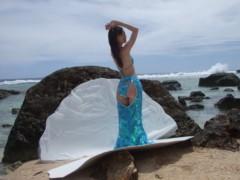 秋山莉奈 公式ブログ/おは水着☆ 画像1
