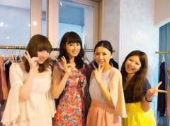 秋山莉奈 公式ブログ/展示会〜♪ 画像1