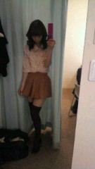 秋山莉奈 公式ブログ/収録おーわりっ! 画像1