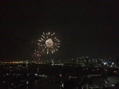 秋山莉奈 公式ブログ/東京湾 画像1