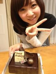 川守田理恵 公式ブログ/My Birthday 画像1