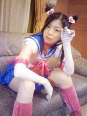 佐々木悠花 公式ブログ/写真館:セーラー戦士も疲れるんです。 画像2
