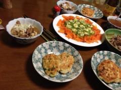佐々木悠花 公式ブログ/夕飯をU+2661 画像1