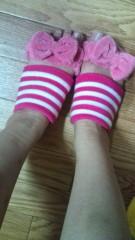 佐々木悠花 公式ブログ/私の足。 画像1