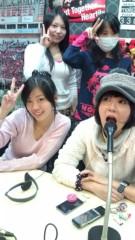 佐々木悠花 公式ブログ/浦和FM収録 画像2