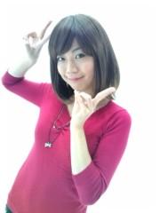 佐々木悠花 公式ブログ/白バック☆ 画像1