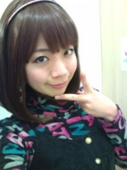 佐々木悠花 公式ブログ/終わりました☆ 画像1