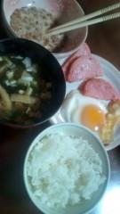 佐々木悠花 公式ブログ/日本の朝食 画像1