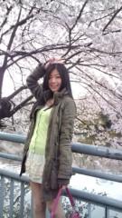 佐々木悠花 公式ブログ/写真館:とりあえず桜 画像1