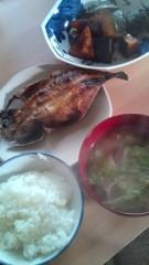 佐々木悠花 公式ブログ/和食を食べて☆ 画像1
