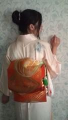 佐々木悠花 公式ブログ/後ろ姿 画像1