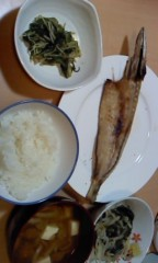 佐々木悠花 公式ブログ/夕飯☆ 画像1