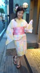 佐々木悠花 公式ブログ/浴衣-*-ありがとう-*- 画像2