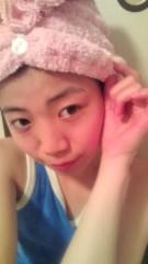 佐々木悠花 公式ブログ/夜分、すっぴん。失礼いたします。はぃ。迷惑娘です。風が怖いで 画像1