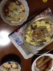 佐々木悠花 公式ブログ/夕飯をU+2661 画像2