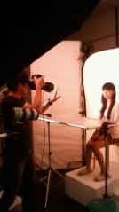 佐々木悠花 公式ブログ/撮影風景 画像3