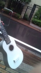 佐々木悠花 公式ブログ/雨とウクレレ 画像1