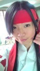 佐々木悠花 公式ブログ/赤い紐を見ると 画像1