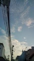 佐々木悠花 公式ブログ/秋空に夏空 画像2