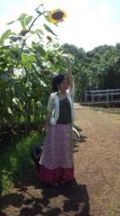 佐々木悠花 公式ブログ/ひまわり畑 画像1