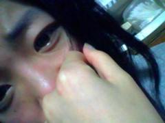 佐々木悠花 公式ブログ/泣くだけ泣いて 画像1