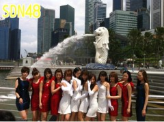 野呂佳代 公式ブログ/SDN48inシンガポール 画像2