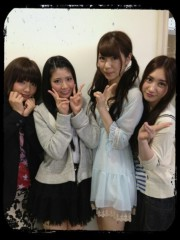 野呂佳代 公式ブログ/2012-05-01 01:43:26 画像1