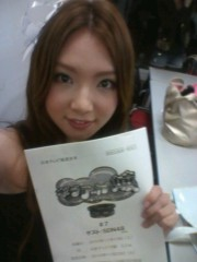 野呂佳代 公式ブログ/オリコン&ギブアップ嬢 画像1