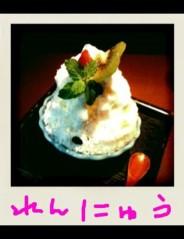 野呂佳代 公式ブログ/かき氷よろにく♪ 画像1