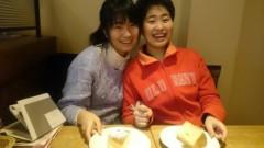 TOMOKA(ズキトモ) 公式ブログ/ランチ!!バニラシフォン!!あと納豆!! 画像2