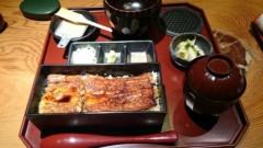 TOMOKA(ズキトモ) 公式ブログ/玉ゐの穴子を食べていた! 画像1