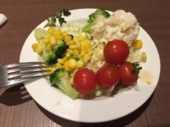 TOMOKA(ズキトモ) 公式ブログ/ガッツガッツ食べてやった。 画像2