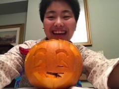 TOMOKA(ズキトモ) 公式ブログ/メイキング パンプキン! 画像1