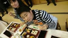 TOMOKA(ズキトモ) 公式ブログ/増上寺で豆まき!そんでナイスク学園!そんで大江戸温泉!! 画像3