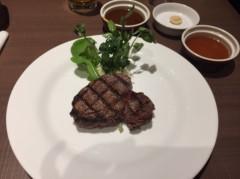 TOMOKA(ズキトモ) 公式ブログ/ガッツガッツ食べてやった。 画像1