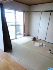 笠松江己子 公式ブログ/広々〜♪(・∀・ ) 画像1