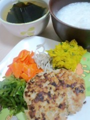 笠松江己子 公式ブログ/晩御飯。 画像1