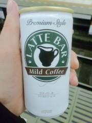 笠松江己子 公式ブログ/缶コーヒー。 画像1