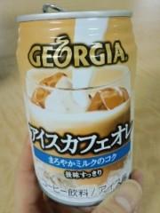 笠松江己子 公式ブログ/最近『アイス用』って多いですね(・ω・) 画像1