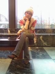 天上智喜 プライベート画像/アニキのアルバム*^^* ホテルのロビーで